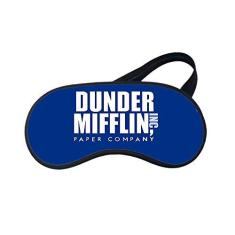 Mascara de Dormir Dunder Mifflin