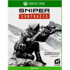Jogo Sniper Ghost Warrior Contracts Xbox One CI Games