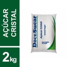 Imagem de Açúcar Cristal DoceSucar 2kg Pacote