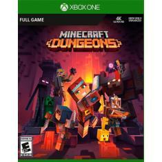 Imagem de Jogo Minecraft Dungeons Xbox One Mojang