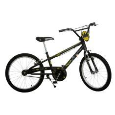 Bicicleta Bandeirante Batman Aro 20 Freio V-Brake 3200