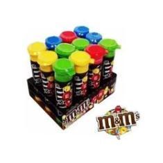 Imagem de Confeito Chocolate Tubo M&Ms 30g c/24- Mars