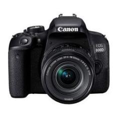 Imagem de Câmera Fotográfica EOS 800D e Lente 18-55mm Canon