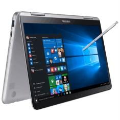 "Notebook Samsung Style NP930QAA Intel Core i7 8550U 13,3"" 8GB SSD 256 GB Touchscreen 8ª Geração"