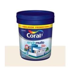 Imagem de Tinta Coral acrílica Rende Muito fosca  20L