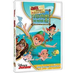 Imagem de DVD Jake: O Retorno de Peter Pan
