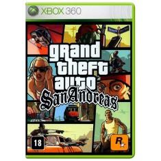 Imagem de Jogo Grand Theft Auto San Andreas Xbox 360 Rockstar