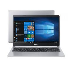 """Notebook Acer Aspire 5 A515-54-587L Intel Core i5 10210U 15,6"""" 8GB SSD 256 GB 10ª Geração"""