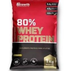 Whey Protein Growth 1kg Super Oportunidade