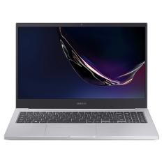"Notebook Samsung Book X20 NP550XCJ-KF0BR Intel Core i5 10210U 15,6"" 4GB HD 1 TB 10ª Geração"