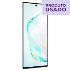Smartphone Samsung Galaxy Note 10 Usado 256GB Android