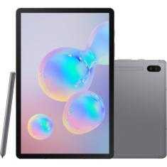"""Tablet Samsung Galaxy Tab S6 SM-T860 128GB 10,5"""" 13 MP Android"""