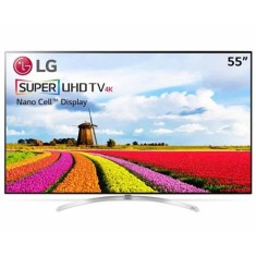 "Smart TV TV LED 55"" LG 4K HDR Netflix 55SJ9500"