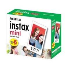 Imagem de Filme Instantâneo Instax Mini 60 Unidades - Fujifilm