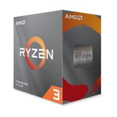 Processador AMD Ryzen 3 3300X Quad-Core 3.8Ghz (4.3Ghz Turbo) 18MB Cache AM4, 100-100000159BOX