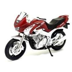 Imagem de Miniatura Yamaha TDM850 Cycle Vinho Welly 1/18