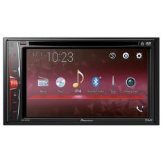 "Central Multimídia Automotiva Pioneer 6 "" AVH-A218BT Touchscreen Bluetooth"