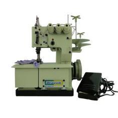 Imagem de Máquina de Costura Galoneira Portatil 3 Agulhas Bracob -110v
