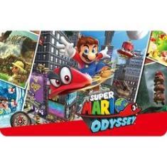 Imagem de Gift Card Digital Mario Odyssey para Nintendo Switch