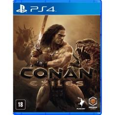 Jogo Conan Exiles PS4 Funcom