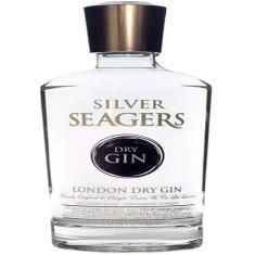 Imagem de Gin Nacional Silver Garrafa - Seagers
