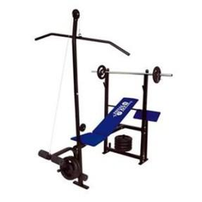 Academia de Musculação Total Gym