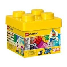Imagem de Balde Lego Clássico - Peças Criativas - 221 Peças - Lego