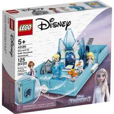 Imagem de 43189 Lego Frozen 2 - o Livro de Aventuras de Elsa e Nokk