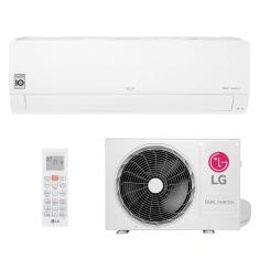 Ar-Condicionado Split LG 22000 BTUs Frio S4NQ24K231D.EB2GAMZ / S4UQ24K231D.EB2GSMZ
