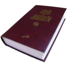 Imagem de Bíblia De Jerusalém