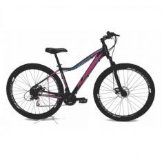 Imagem de Bicicleta Alfameq Lazer 21 Marchas Aro 29 Freio a Disco Mecânico Pandora