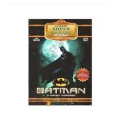 Imagem de Dvd Col Super Heroi Do Cinema Batman