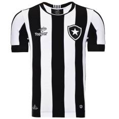 Camisa Botafogo I 2016 sem Número Torcedor Masculino Topper ed9de8645e33f