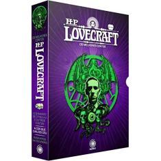 Box - HP Lovecraft - Os Melhores Contos - 3 Volumes - Phillips Lovecraft, Howard - 9788584422821