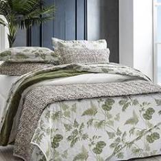Imagem de Edredom Solteiro 200 Fios Tropical - Naturalle Fashion