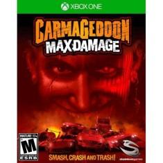 Jogo Carmageddon Max Damage Xbox One Stainless Games