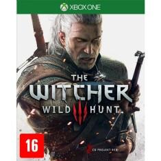 Jogo The Witcher III Wild hunt Xbox One CD Projekt Red