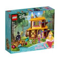 Imagem de LEGO Disney Princess Casa Da Floresta De Aurora 300Pçs 43188