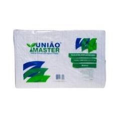 Imagem de Papel Toalha Interfolha  2 dobras 23x21cm fardo com 1000Fls - União Master Paper