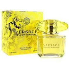 Imagem de Perfume Feminino Versace Yellow Diamond Edt 90 Ml.