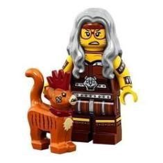 Imagem de Lego Minifig The Movie2: Sherry Scratch-post & Scarf 71023-6