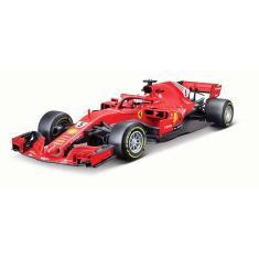 Imagem de Miniatura Ferrari SF90 Australian gp Vettel 1:18 - Burago