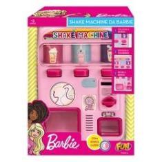 Imagem de Brinquedo Barbie Maquina De Shake Com Som E Luz Fun F00006