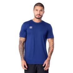 Imagem de Camisa Umbro Twr Striker Masculina Marinho