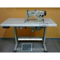 Imagem de Maquina de Costura Reta e Zig Zag 20U,2000ppm,1Agulha,Nova
