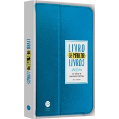 Livro de Marcar Livros - Capa Dura - 9788576864493