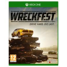 Jogo Wreckfest Xbox One THQ