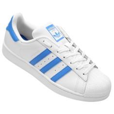 172832ea30b Tênis Adidas Masculino Casual Superstar