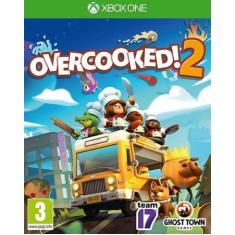 Jogo Overcooked! 2 Xbox One Ghost Town Games