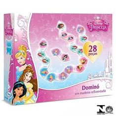 Imagem de Dominó Princesas Disney